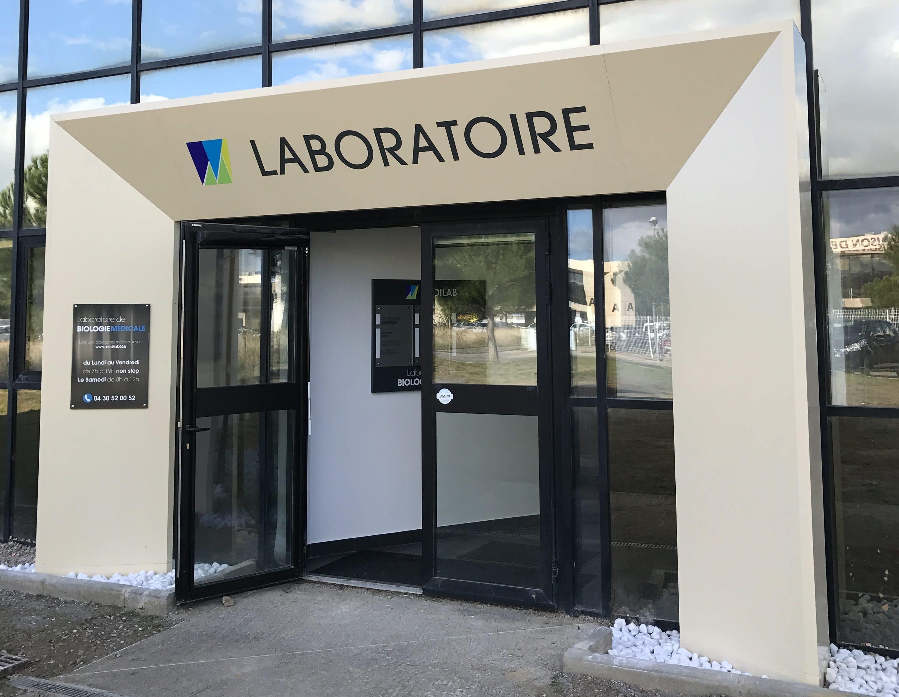 Laboratoire Medicale Narbonne Entree Prise Sang