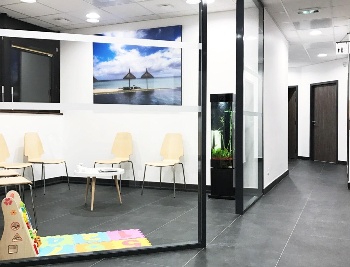 laboratoire analyses médicales Narbonne Salle Attente Relaxante Espace Detente Labo Narbonne